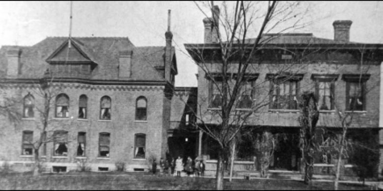 Historic Mt. Pleasant Home